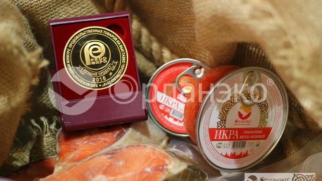 Красная икра «Premium» без консервантов, 550 г. ГОСТ