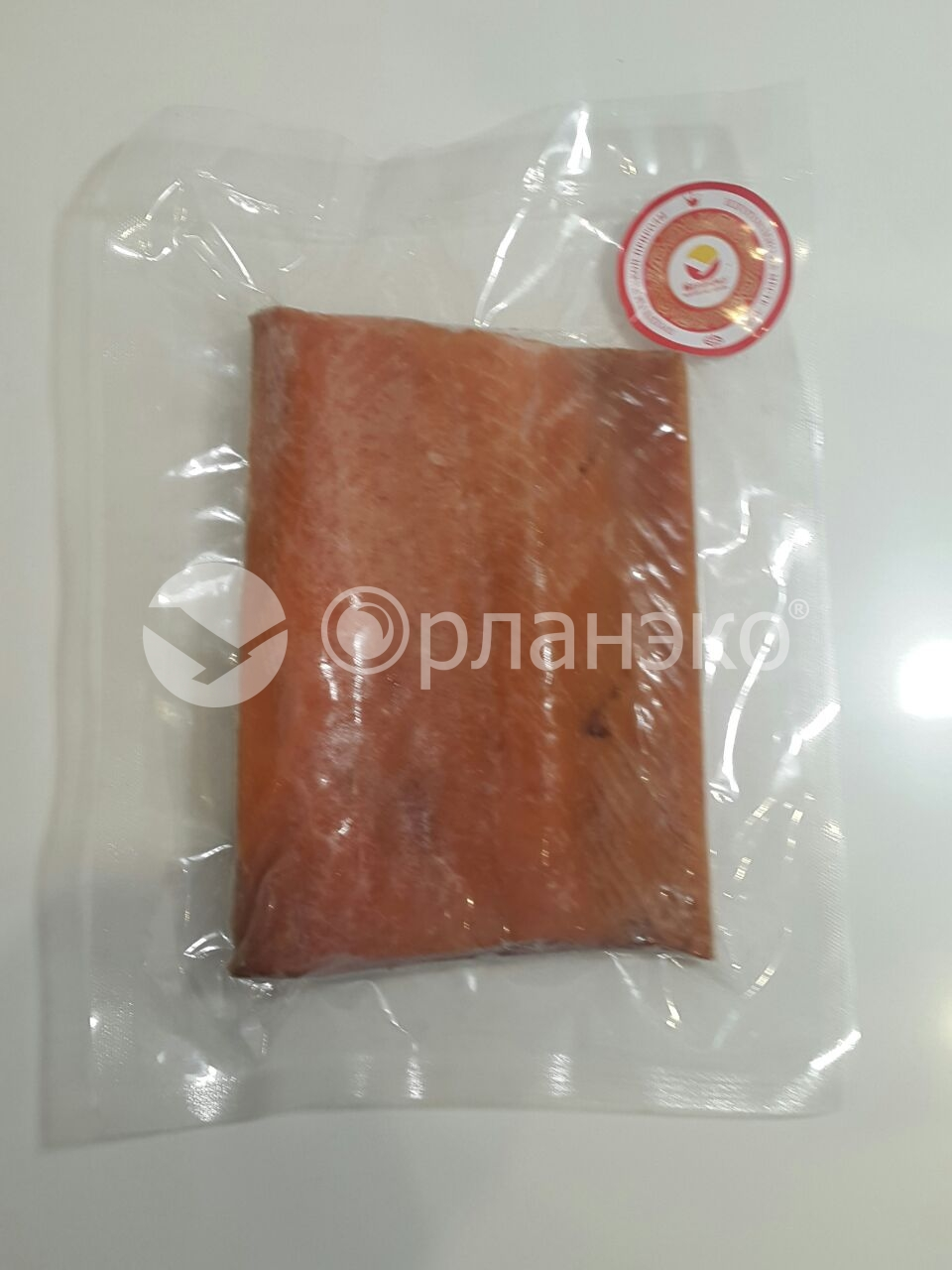 Филе лосося свежемороженое, слабосоленое, подкопченное
